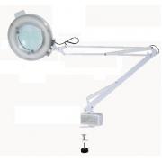 Лампа-лупа с креплением к столу M-2021T