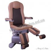 Педикюрно-косметологическая кресло ZD-896-3A