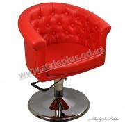 Кресло парикмахерское A005 Red