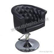 Кресло парикмахерское A005 Black