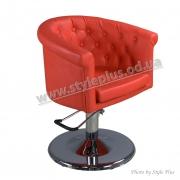 Кресло парикмахерское A005 Red jat