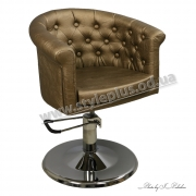 Кресло парикмахерское A005 Bronz