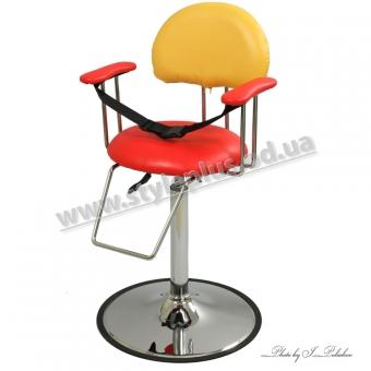 Детское парикмахерское кресло ZD-2100 БУ купить