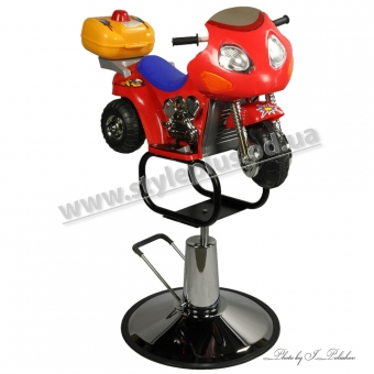 Купить Детское парикмахерское кресло ZD-2109B - Днепропетровская область