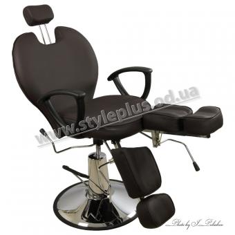 Кресло педикюрное ZD-346 Brown