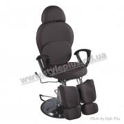 Кресло педикюрное ZD-346A Brown