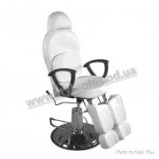 Кресло педикюрное ZD-346A White
