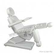 Кресло педикюрное ZD-848-3A White